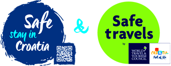 Safe stay in Croatia+WTTC Safe travels_stamp_blue_QR_poz-0Cutout